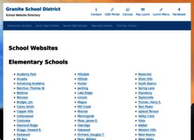 schools.graniteschools.org
