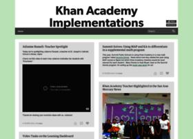 schools.khanacademy.org