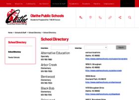schools.olatheschools.com