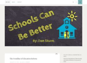 schoolscanbebetter.com
