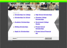 schoolscholarships.com
