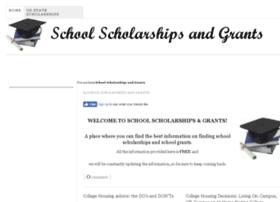 schoolscholarshipsandgrants.org