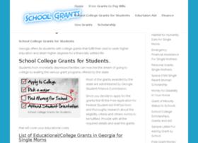 Schoolsgrant.com