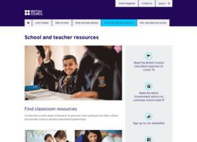 schoolsonline.britishcouncil.org