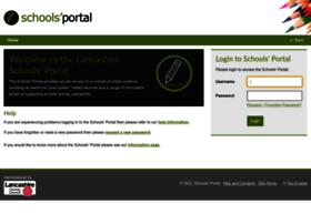 schoolsportal.lancsngfl.ac.uk