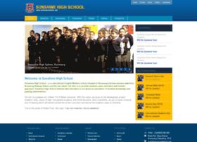 schoolsunshine.org