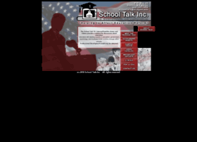 schooltalk.tv