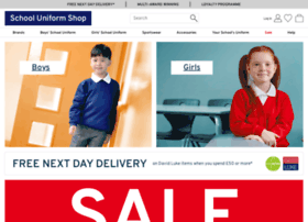 schooluniformshop.co.uk