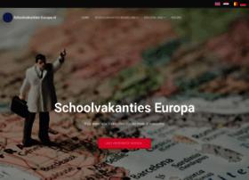 schoolvakanties-europa.nl