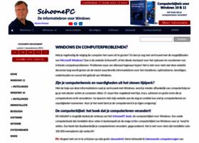 schoonepc.nl