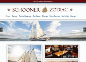 schoonerzodiac.com