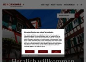 schorndorf.de