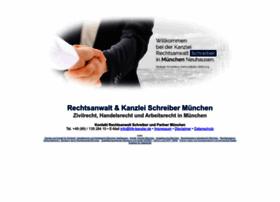 schreiber-partner.com