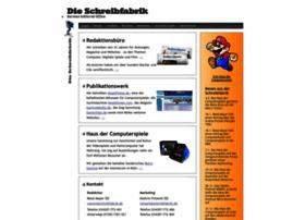 schreibfabrik.de
