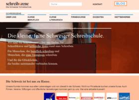 schreibszene.ch