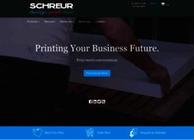 schreurprinting.com