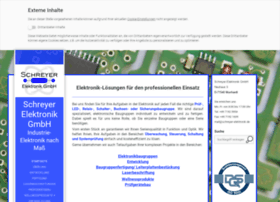 schreyer-elektronik.com