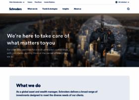 schroderfunds.com