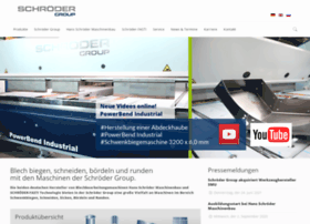 schroeder-maschinenbau.de