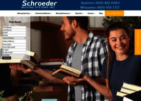 schroedermoving.com