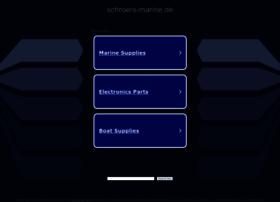 schroers-marine.de