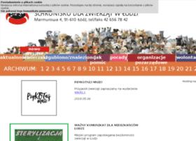 schronisko.doskomp.lodz.pl