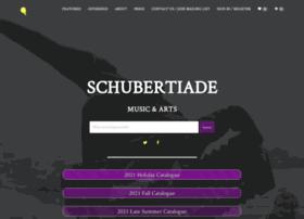 schubertiademusic.com