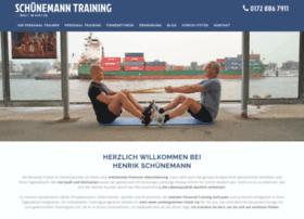 schuenemann-training.de