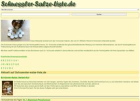 schuessler-salze-liste.de