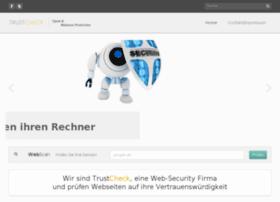schufaportal.de.trustcheck.net