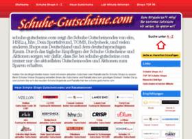 schuhe-gutscheine.com