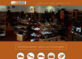schuhhaus-barke.de