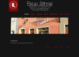 schuhmacher-soehnel.de
