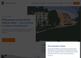 schule-schloss-stein.de