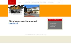 schule-thusis.ch
