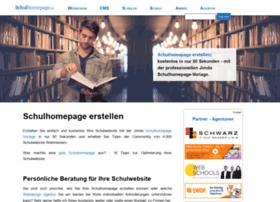 schulhomepage.de