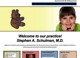 schulmanpediatrics.com