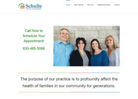 schultechiropractic.com