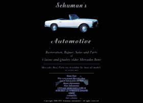 schumanautomotive.com