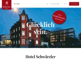 schwaerzler.s-hotels.com