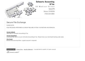 schwartztax.leapfile.net