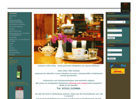 schwarz-coffeeshop.de
