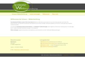 schwarz-webentwicklung.de