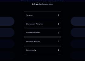 schwedenforum.com