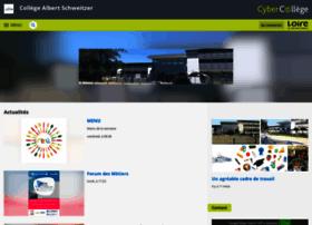 schweitzer.cybercolleges42.fr
