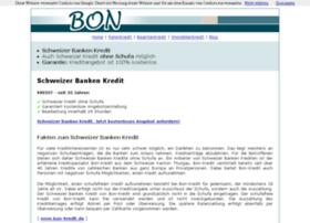 schweizer-banken-kredit.de