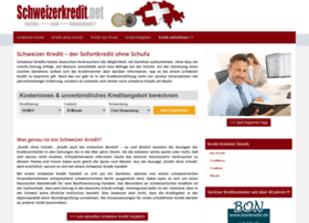 schweizerkredit.net