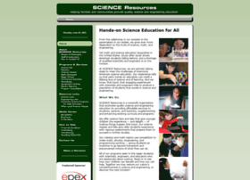science-resources.org