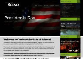 science.cranbrook.edu