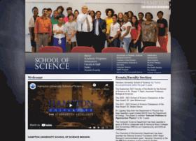 science.hamptonu.edu